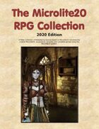 Microlite20 RPG Collection (2020 Edition)