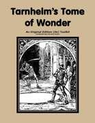 Tarnhelm's Tome of Wonder (No Art)