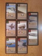 Naval Battles CCG Core Token Cards