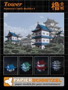 Samurai Castle Builder: Tower