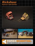 Samurai Castle Builder: Rickshaw