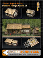 Samurai Village Builder III