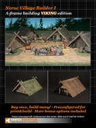 Norse Village Builder I BASIC EDITION VIKING