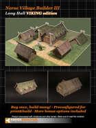 Norse Village Builder 3 BASIC EDITION VIKING