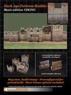 Dark Age Fortress Builder II BASIC EDITION VIKING