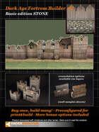 Dark Age Fortress Builder II BASIC EDITION STONE