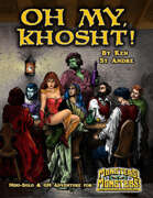 Oh My, Khosht!  - for M!M!