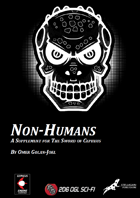 Non-Humans for The Sword of Cepheus