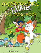 Meadowshire Coloring Coloring Book