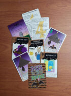 Bats in Your Belfry -Cards only