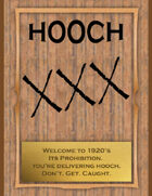 HOOCH!  (Cards Only)