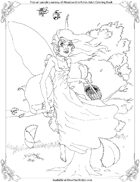 Free Coloring Page #6