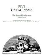 The Forbidden Barrow