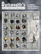 Darkwoulfe's Token Pack Vol 15: Space Saga
