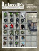 Darkwoulfe's Token Pack Vol 16: Space Saga