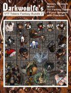 Darkwoulfe's Fantasy RPG Tokens - Set 2 [BUNDLE]