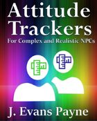Attitude Trackers for Complex and Realistic NPCs
