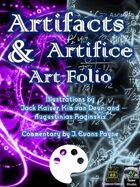 Artifacts & Artifice: Art Folio