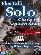 FlexTale Solo Character Compendium (Fifth Edition / 5E)