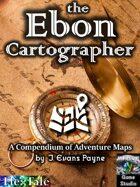The Ebon Cartographer (Lifetime Adventure Maps Subscription)