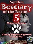 Aquilae: Bestiary of the Realm: Volume 5 (Pathfinder Second Edition / P2E)