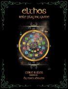 Elthos RPG Core Essentials Rules Book