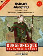 Redmark Adventures Volume 1: Varria (1e)
