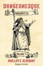 The Chronicles RPG Kit: Malloy's Almanac