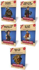 (5e) World of Redmark Adventure PDF Collection