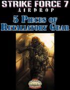 Strike Force 7 Airdrop: 5 Pieces of Retaliatory Gear