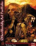OtherWorldly Art Portfolio Volume Two