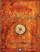 [d20 Modern] Forbidden Kingdoms: Modern