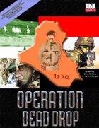 [d20 Modern] Countdown: Operation Dead Drop