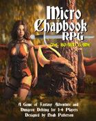 Micro Chapbook RPG: The Board Game