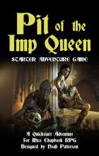 Pit of the Imp Queen (Starter Adventure)