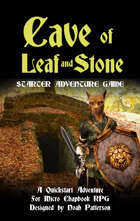 Cave of Leaf and Stone (Starter Adventure)