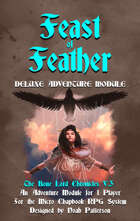 Feast of Feather: The Bone Lord Chronicles V.3