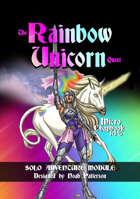 The Rainbow Unicorn Quest (Pride Month 2021)