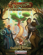 """""""Chronica: Age of Exploration"""" Preview"""