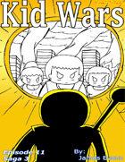 Kid Wars Episode 11,Saga 3