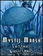 Mystic Marsh Battlemap