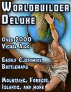 Worldbuilder Deluxe Battlemap Creation Pack