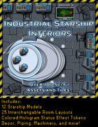Industrial Starship Interiors