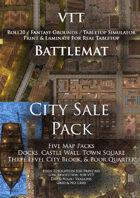 City Map Pack [BUNDLE]