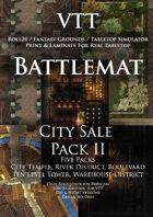 City Map Pack II [BUNDLE]