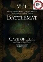 VTT Battlemap - Cave of Life
