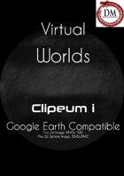 Virtual Worlds (Google Earth Compatible) - Clipeum i
