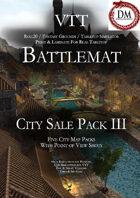 City Map Pack III [BUNDLE]