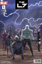 The Legacy 7 - Issue 1 'Rain'