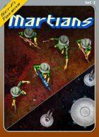 Sci-Fi Tokens Set 2, Martians